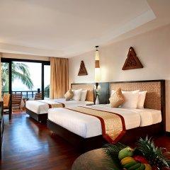 Отель Rawi Warin Resort and Spa 4* Номер Делюкс с различными типами кроватей