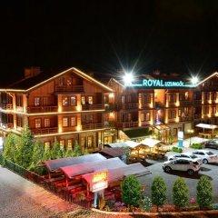 Royal Uzungol Hotel&Spa Турция, Узунгёль - отзывы, цены и фото номеров - забронировать отель Royal Uzungol Hotel&Spa онлайн парковка