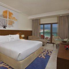 Отель DoubleTree by Hilton Resort & Spa Marjan Island комната для гостей фото 7
