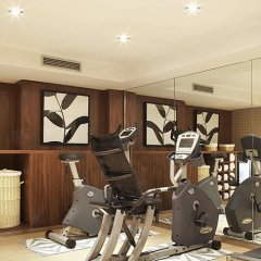 AC Hotel Recoletos by Marriott фитнесс-зал фото 4