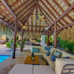 Отель Villa With 3 Bedrooms in Punta Cana, With Private Pool, Furnished Gard спа