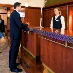 Отель Grand Hotel Mercure Biedermeier Wien Австрия, Вена - 4 отзыва об отеле, цены и фото номеров - забронировать отель Grand Hotel Mercure Biedermeier Wien онлайн интерьер отеля
