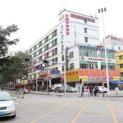 Shenzhen Haomei Business Hotel Шэньчжэнь городской автобус