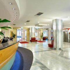 Отель Austria Trend Hotel Ananas Австрия, Вена - 5 отзывов об отеле, цены и фото номеров - забронировать отель Austria Trend Hotel Ananas онлайн интерьер отеля фото 2