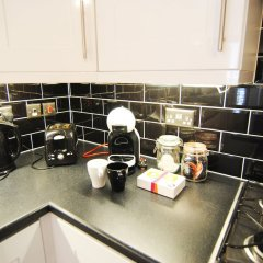 Апартаменты Euston Apartment - City Stay London ванная