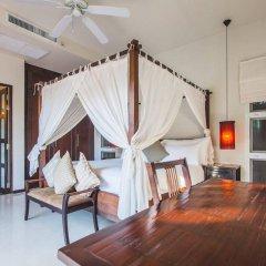 Отель Two Villas Holiday Oriental Style Layan Beach Таиланд, пляж Банг-Тао - отзывы, цены и фото номеров - забронировать отель Two Villas Holiday Oriental Style Layan Beach онлайн комната для гостей фото 5