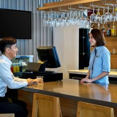 Отель Holiday Inn Express Singapore Orchard Road Сингапур интерьер отеля фото 2