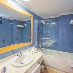 Отель MUR Hotel Faro Jandía Испания, Морро Жабле - отзывы, цены и фото номеров - забронировать отель MUR Hotel Faro Jandía онлайн ванная