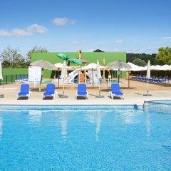 Отель HSM Canarios Park бассейн
