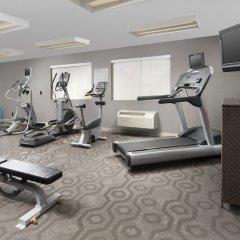 Отель Fairfield Inn & Suites by Marriott Albuquerque Airport фитнесс-зал фото 4
