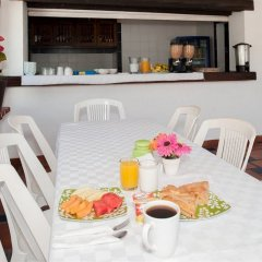 Отель ELOISA Пуэрто-Вальярта питание фото 3