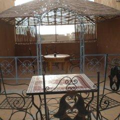 Отель Riad Aicha Марокко, Мерзуга - отзывы, цены и фото номеров - забронировать отель Riad Aicha онлайн балкон