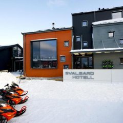 Svalbard Hotell   Polfareren in Longyearbyen, Svalbard from 205$, photos, reviews - zenhotels.com pool