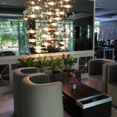 Отель Garden Paradise Hotel & Serviced Apartment Таиланд, Паттайя - отзывы, цены и фото номеров - забронировать отель Garden Paradise Hotel & Serviced Apartment онлайн интерьер отеля фото 3