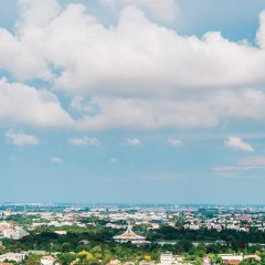 Отель Vertical Suite Бангкок пляж