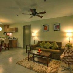 Отель Azalea Hotels & Residences Baguio Филиппины, Багуйо - отзывы, цены и фото номеров - забронировать отель Azalea Hotels & Residences Baguio онлайн комната для гостей