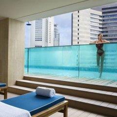 Отель Ascott Raffles Place Singapore бассейн фото 3