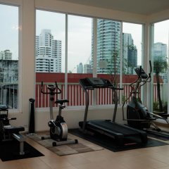 Отель Bless Residence Бангкок фитнесс-зал фото 2