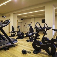 Отель A.Roma Lifestyle фитнесс-зал