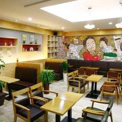 Отель Crystal Hotel Южная Корея, Тэгу - отзывы, цены и фото номеров - забронировать отель Crystal Hotel онлайн интерьер отеля