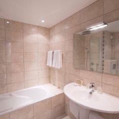 Отель BEST WESTERN Le Patio des Artistes Франция, Канны - 1 отзыв об отеле, цены и фото номеров - забронировать отель BEST WESTERN Le Patio des Artistes онлайн ванная