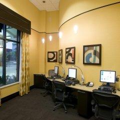 Отель Embassy Suites Columbus - Airport интерьер отеля фото 2