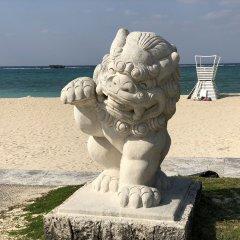 Отель Crystal Inn Onna Центр Окинавы с домашними животными