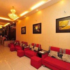 Asian Ruby Hotel Hanoi интерьер отеля