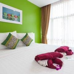 Отель The Frutta Boutique Patong Beach в номере