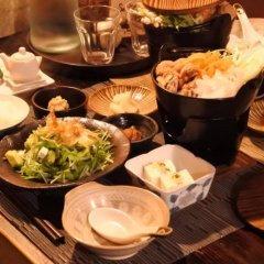 Отель Secret Base Tokinokakera Хидзи питание фото 2