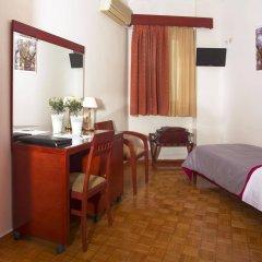 Отель Attalos Hotel Греция, Афины - отзывы, цены и фото номеров - забронировать отель Attalos Hotel онлайн удобства в номере фото 2