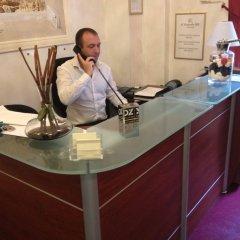 Отель 38 Viminale Street Deluxe Италия, Рим - отзывы, цены и фото номеров - забронировать отель 38 Viminale Street Deluxe онлайн интерьер отеля