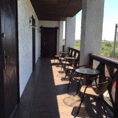 Гостиница Dikanka балкон