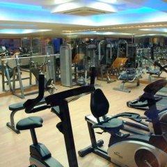 White Gold Hotel & Spa - All Inclusive фитнесс-зал