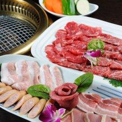Отель Guest House Kotohira Япония, Хита - отзывы, цены и фото номеров - забронировать отель Guest House Kotohira онлайн питание