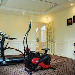 Отель Hoi An Garden Palace & Spa фитнесс-зал фото 2