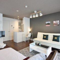 Отель Forest Inn Tenjin Minami Фукуока комната для гостей