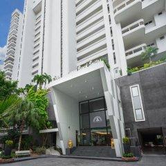Andaman Beach Suites Hotel парковка