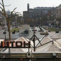 Отель Atlanta Нидерланды, Амстердам - 12 отзывов об отеле, цены и фото номеров - забронировать отель Atlanta онлайн балкон