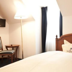 Hotel Blauer Bock сейф в номере