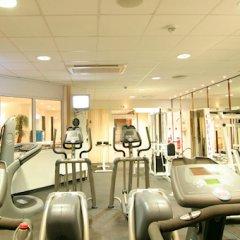 Отель Crowne Plaza Berlin City Centre фитнесс-зал фото 4