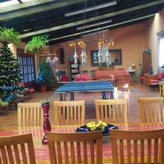 Отель Finca El Picacho гостиничный бар