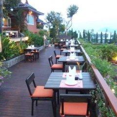 Отель The Chalet Panwa & The Pixel Residence балкон