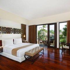 Отель The Seminyak Beach Resort & Spa комната для гостей фото 5