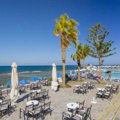 Отель Dessole Malia Beach – All Inclusive пляж фото 2