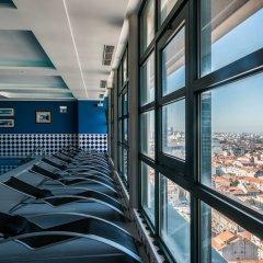 Vila Gale Porto Hotel фитнесс-зал фото 3