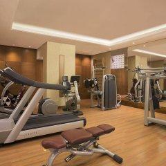 Visconti Palace Hotel фитнесс-зал