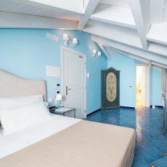 Отель B&B Villa Fabiana Италия, Амальфи - отзывы, цены и фото номеров - забронировать отель B&B Villa Fabiana онлайн ванная
