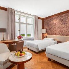 Отель Park Hyatt Vienna комната для гостей фото 5