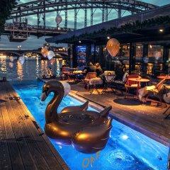 Отель Off Paris Seine гостиничный бар